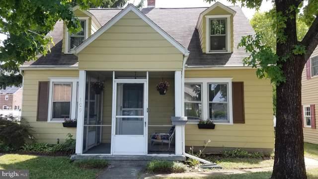 109 N 45TH Street, HARRISBURG, PA 17111 (#PADA112178) :: Flinchbaugh & Associates