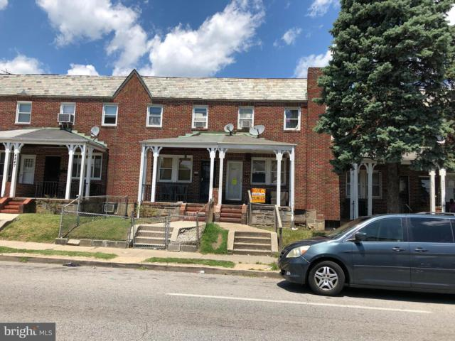 4843 Reisterstown Road, BALTIMORE, MD 21215 (#MDBA474664) :: Colgan Real Estate