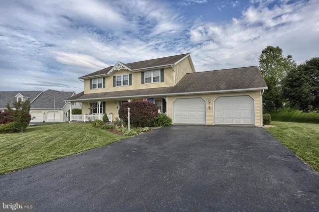 650 Richfield Drive, LEBANON, PA 17042 (#PALN107740) :: Liz Hamberger Real Estate Team of KW Keystone Realty