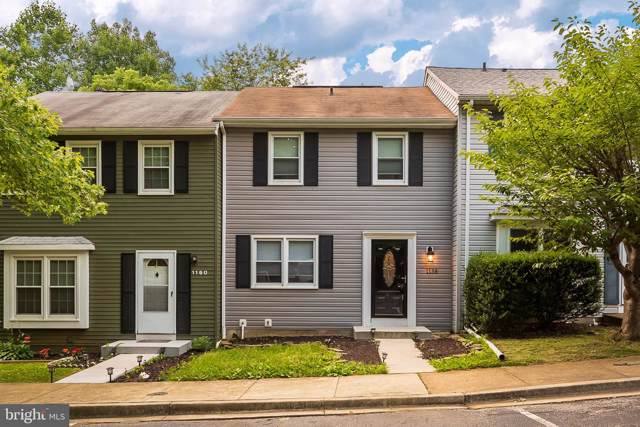 1158 Riverboat Court, ANNAPOLIS, MD 21409 (#MDAA405410) :: The Daniel Register Group