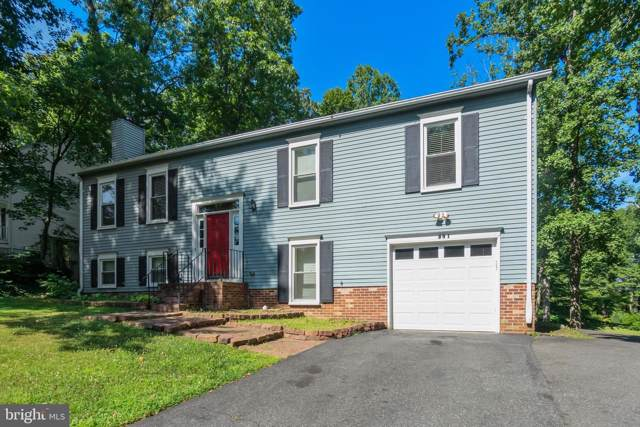 201 Midshipman Circle, STAFFORD, VA 22554 (#VAST212628) :: Pearson Smith Realty