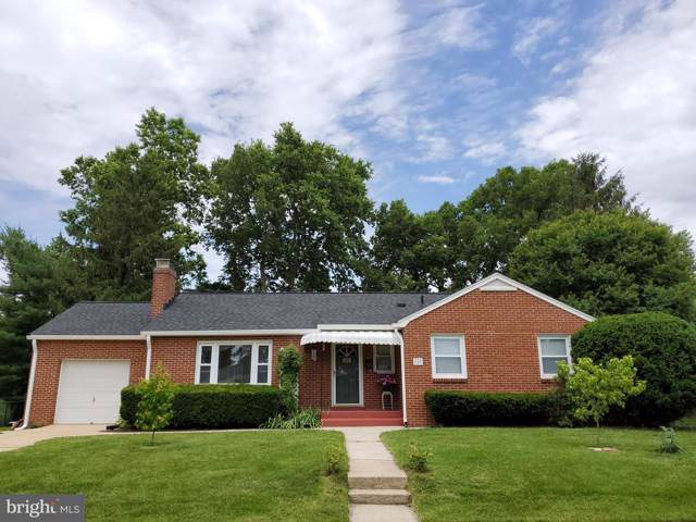 928 Shawnee Drive, FREDERICK, MD 21701 (#MDFR249352) :: Shamrock Realty Group, Inc