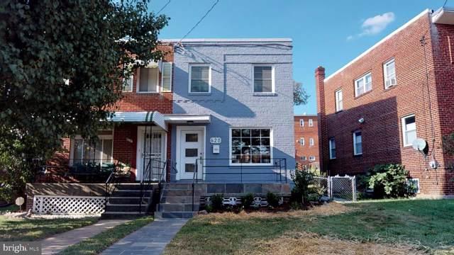 620 Oglethorpe Street NE, WASHINGTON, DC 20011 (#DCDC433428) :: The Vashist Group