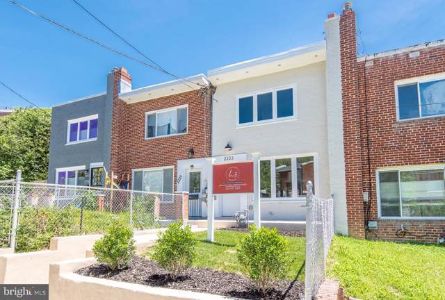 2223 15TH Street NE, WASHINGTON, DC 20018 (#DCDC433430) :: Dart Homes