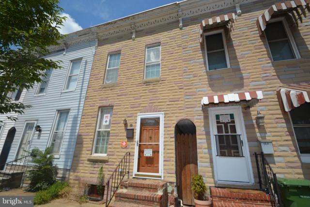 3602 5TH Street, BALTIMORE, MD 21225 (#MDBA474832) :: ExecuHome Realty