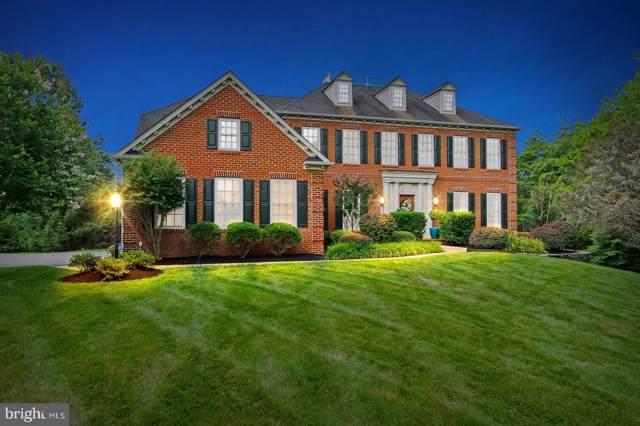9824 Goldenberry Hill Lane, MANASSAS, VA 20112 (#VAPW472530) :: AJ Team Realty