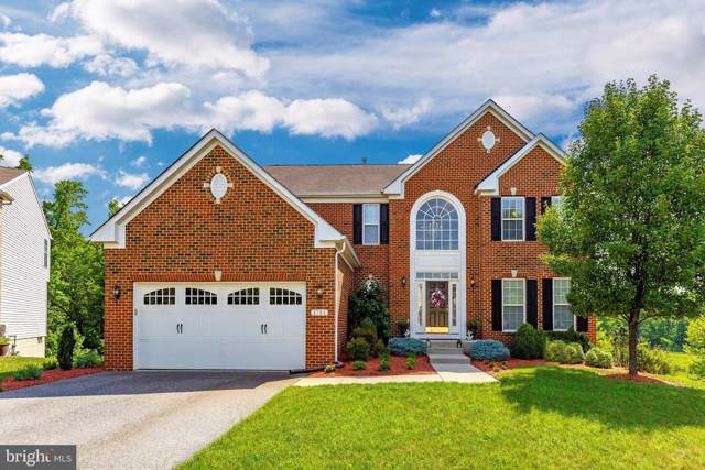 1724 Allerford Drive, HANOVER, MD 21076 (#MDAA405570) :: Bob Lucido Team of Keller Williams Integrity