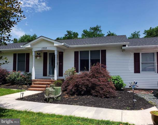 1333 Queen Anne Drive, CHESTER, MD 21619 (#MDQA140578) :: Bob Lucido Team of Keller Williams Integrity