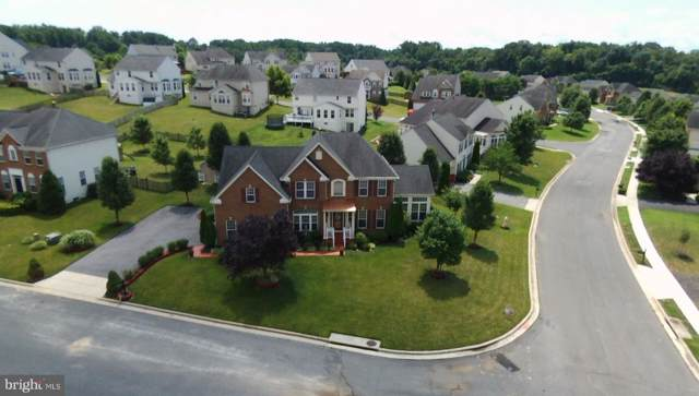 16 Shaftment Way, MARTINSBURG, WV 25403 (#WVBE169298) :: Homes to Heart Group