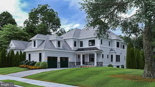 5509 32ND Street N, ARLINGTON, VA 22207 (#VAAR151802) :: Debbie Dogrul Associates - Long and Foster Real Estate