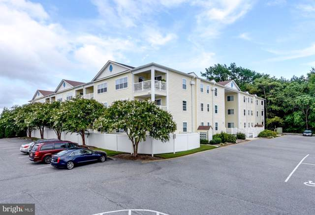30413 Cedar Neck Road #207, OCEAN VIEW, DE 19970 (#DESU143738) :: CoastLine Realty