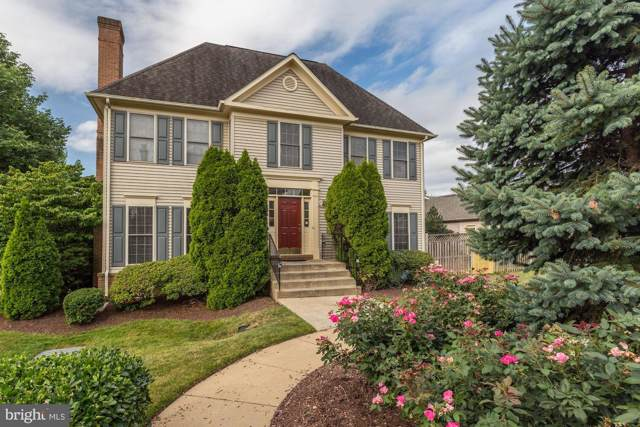2204 Garden Lane, FREDERICK, MD 21701 (#MDFR249744) :: Network Realty Group