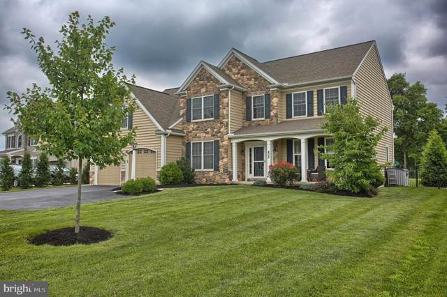 402 Sorbie Lane, MECHANICSBURG, PA 17050 (#PACB115216) :: Liz Hamberger Real Estate Team of KW Keystone Realty