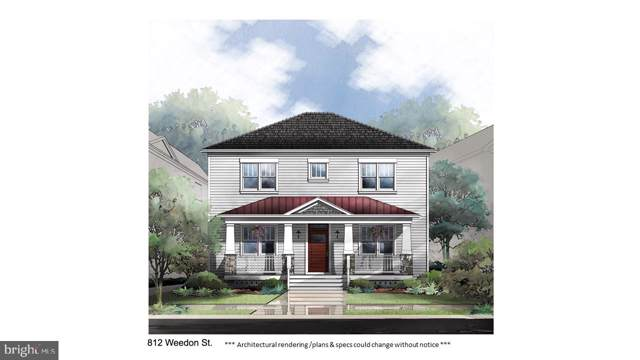 812 Weedon Street, FREDERICKSBURG, VA 22401 (#VAFB115388) :: Arlington Realty, Inc.