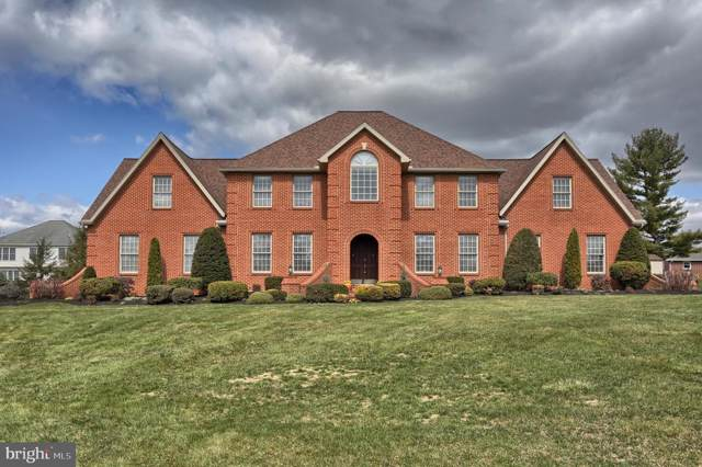 135 Club Terrace, LEBANON, PA 17042 (#PALN107902) :: The Joy Daniels Real Estate Group