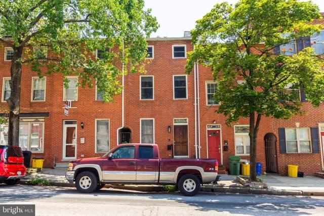513 S Patterson Park Avenue, BALTIMORE, MD 21231 (#MDBA475856) :: The Riffle Group of Keller Williams Select Realtors