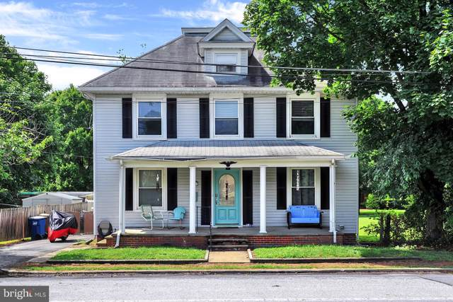 220 N Railroad Avenue, CAMDEN WYOMING, DE 19934 (#DEKT230540) :: CoastLine Realty