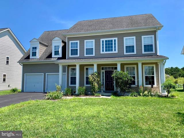 119 Teal Lane, CAMBRIDGE, MD 21613 (#MDDO123870) :: ExecuHome Realty