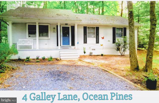 4 Galley Lane, OCEAN PINES, MD 21811 (#MDWO107626) :: AJ Team Realty