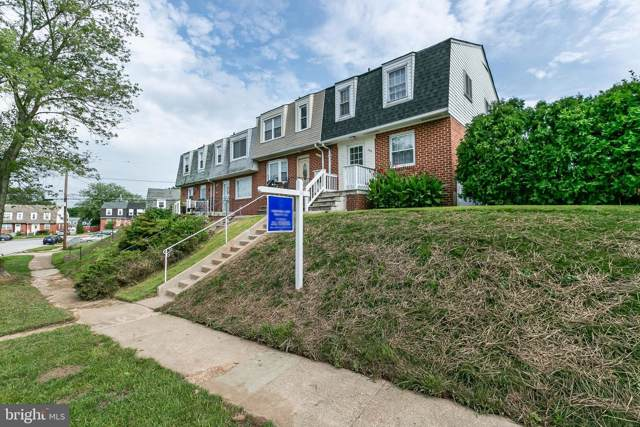 5408 Cynthia Terrace, BALTIMORE, MD 21206 (#MDBC464916) :: The Gus Anthony Team