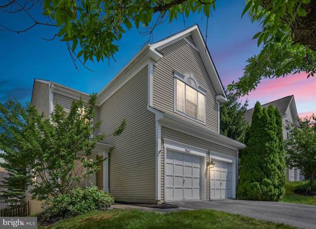 9662 Fleetwood Court, FREDERICK, MD 21701 (#MDFR249958) :: Network Realty Group