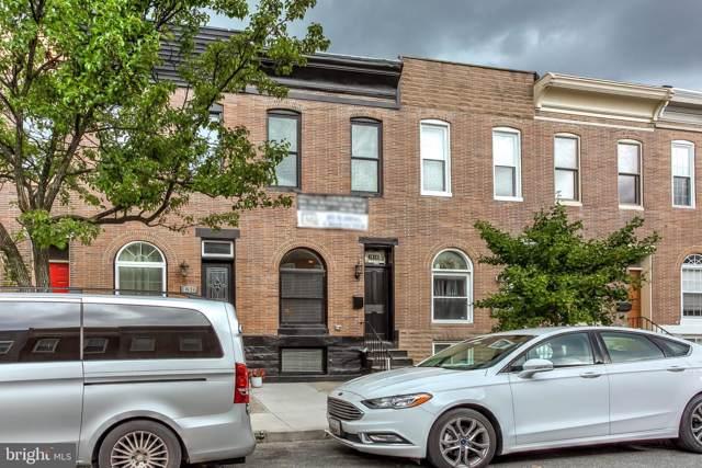 1814 Jackson Street, BALTIMORE, MD 21230 (#MDBA476234) :: SURE Sales Group