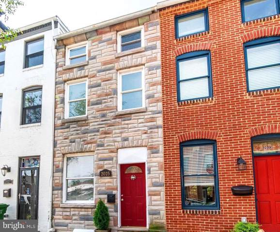 2025 Fleet Street, BALTIMORE, MD 21231 (#MDBA476468) :: ExecuHome Realty