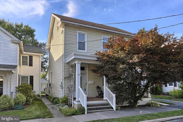 23 W Main Street, HERSHEY, PA 17033 (#PADA112628) :: Teampete Realty Services, Inc