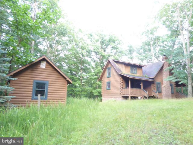 1305 Whispering Pines Road, SLANESVILLE, WV 25444 (#WVHS112892) :: AJ Team Realty