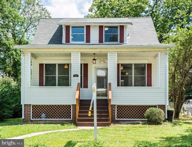 3311 Menlo Drive, BALTIMORE, MD 21215 (#MDBA476518) :: Keller Williams Pat Hiban Real Estate Group