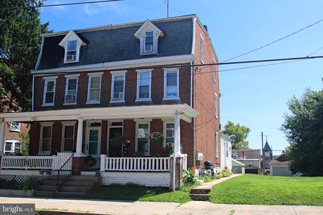 1122 Queen Street, POTTSTOWN, PA 19464 (#PAMC617938) :: Erik Hoferer & Associates