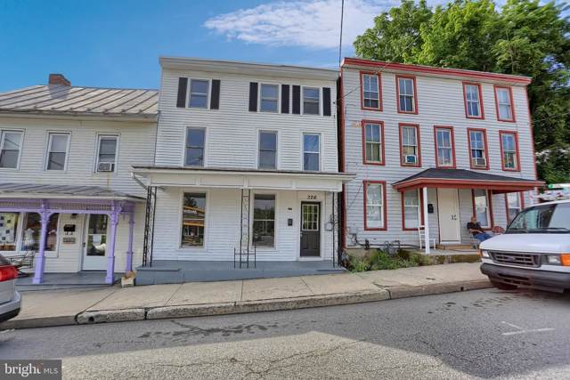 326 E King Street, SHIPPENSBURG, PA 17257 (#PACB115452) :: ExecuHome Realty