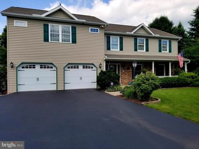 595 W 1ST Street, BOILING SPRINGS, PA 17007 (#PACB115456) :: The Knox Bowermaster Team