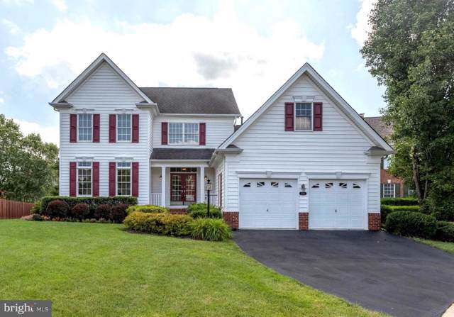 5558 Lone Eagle Court, HAYMARKET, VA 20169 (#VAPW474058) :: Homes to Heart Group