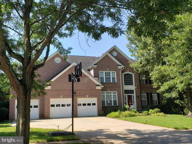 6101 Rippling Tides Terrace, CLARKSVILLE, MD 21029 (#MDHW267378) :: Corner House Realty