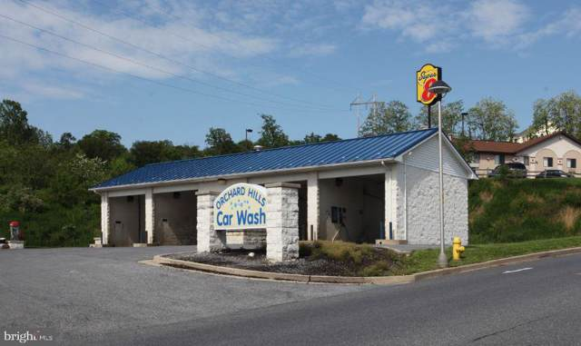 302 Tippin Drive, THURMONT, MD 21788 (#MDFR250288) :: The Matt Lenza Real Estate Team