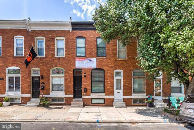 644 S Streeper Street, BALTIMORE, MD 21224 (#MDBA476994) :: ExecuHome Realty