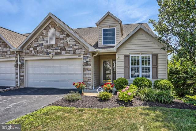 223 Brookridge Court, HARRISBURG, PA 17112 (#PADA112756) :: Flinchbaugh & Associates