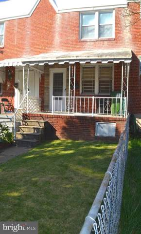 1025 Parksley Avenue, BALTIMORE, MD 21223 (#MDBA477100) :: The Speicher Group of Long & Foster Real Estate