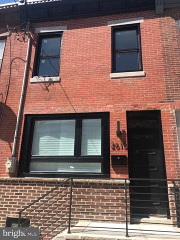 2615 Wharton Street, PHILADELPHIA, PA 19146 (#PAPH817284) :: John Smith Real Estate Group