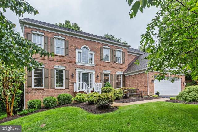 11731 Saddle Crescent Circle, OAKTON, VA 22124 (#VAFX1078318) :: Advon Group