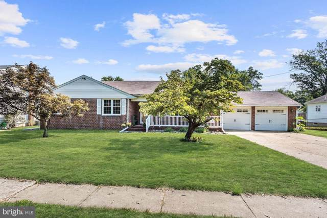 607 Cleveland Avenue, RIVERSIDE, NJ 08075 (#NJBL352398) :: Tessier Real Estate