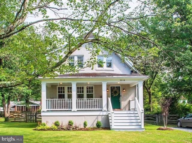 5518 Dawes Avenue, ALEXANDRIA, VA 22311 (#VAAX238010) :: Browning Homes Group