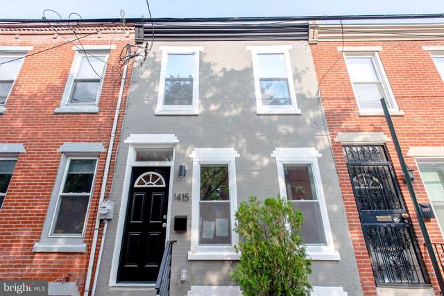 1415 S Mole Street, PHILADELPHIA, PA 19146 (#PAPH817780) :: The Dailey Group