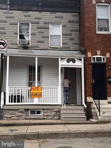 455 Brunswick Street, BALTIMORE, MD 21223 (#MDBA477346) :: Radiant Home Group