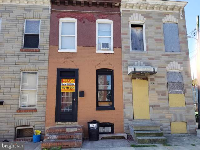 1931 Wilhelm Street, BALTIMORE, MD 21223 (#MDBA477382) :: Homes to Heart Group
