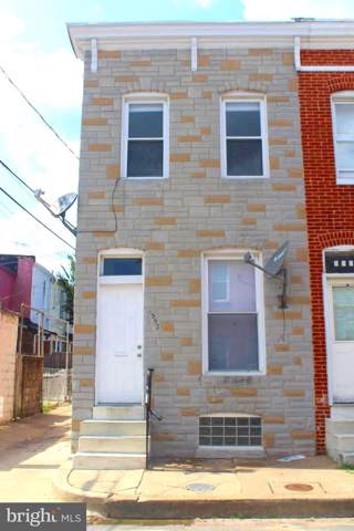 1352 Sargeant Street, BALTIMORE, MD 21223 (#MDBA477434) :: Network Realty Group