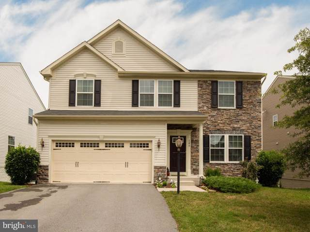 104 Fiesta Drive, STEPHENSON, VA 22656 (#VAFV151982) :: Network Realty Group