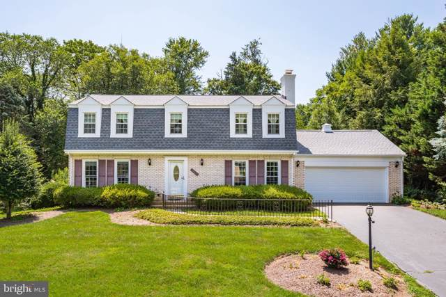 1221 Forestville Drive, GREAT FALLS, VA 22066 (#VAFX1079252) :: RE/MAX Cornerstone Realty