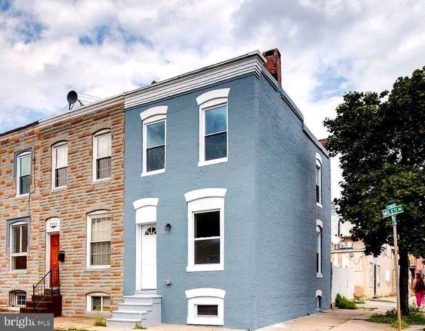 2801 Miles Avenue, BALTIMORE, MD 21211 (#MDBA477624) :: Advance Realty Bel Air, Inc